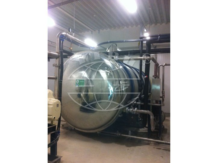 GZLS Series Vacuum Freeze Dryer(Lyophilizer )