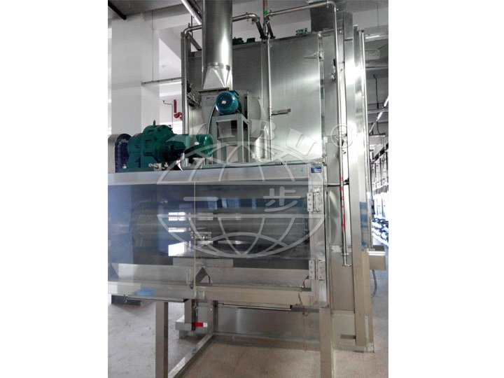 MSD Series Microwave Belt Sterilizing Dryer(Drying Oven)