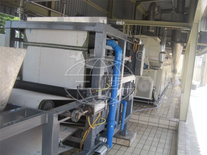 GZG Series Tube Bundle Dryer (Pipe Bundle Dryer)