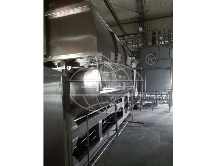 HG Series Drum Dryer(Flaker)