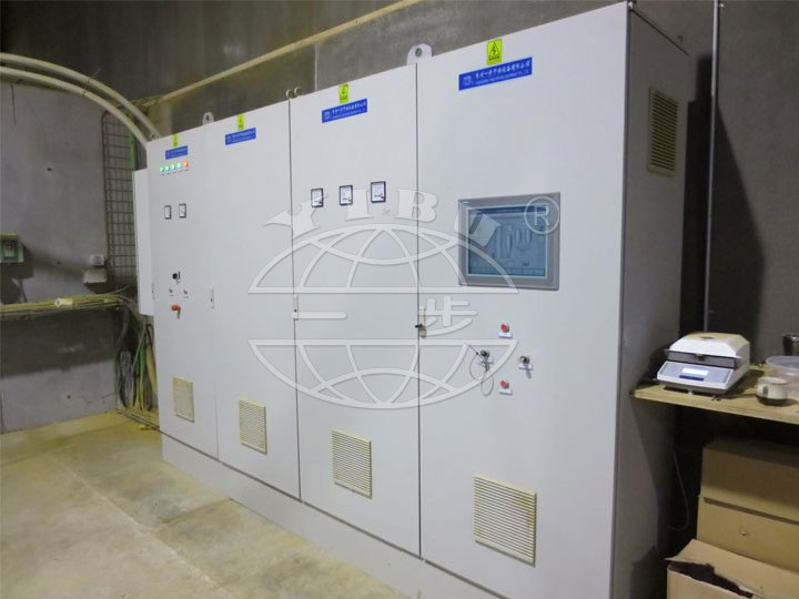 FG Series Positive and Negative Two Grades Air Stream Drying Machine
