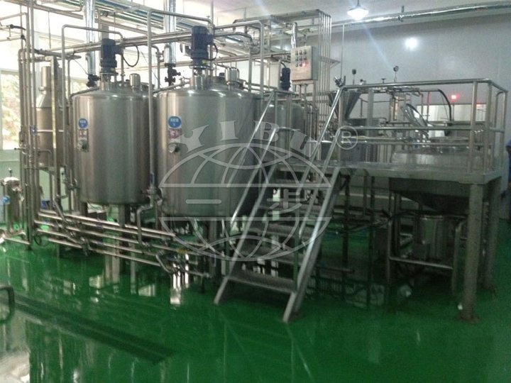 Coconut Powder Production Line