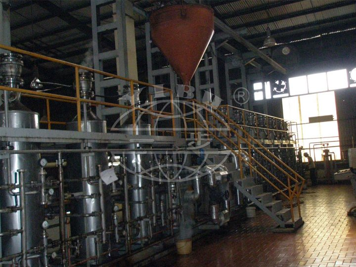 Maltodetxtrin production line