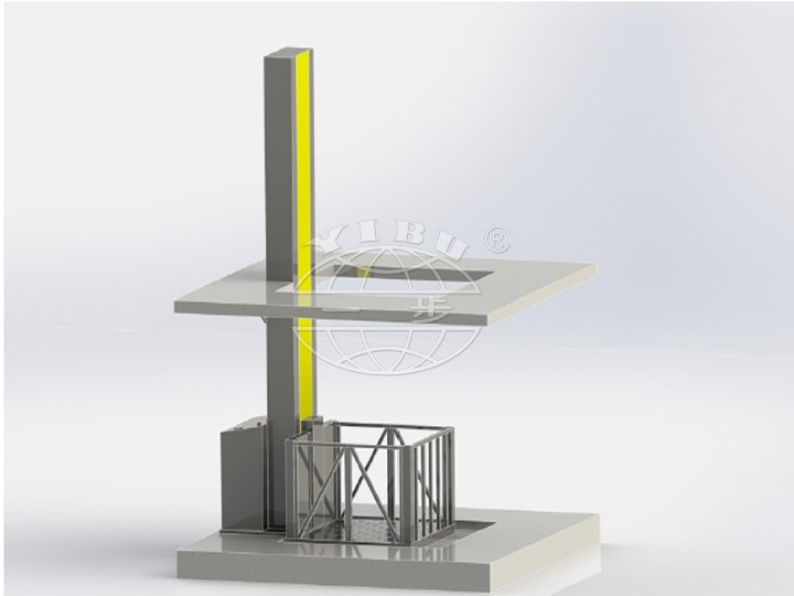 CJT Series Layer Lifter(Pharma lifter ,Between Two Floors)