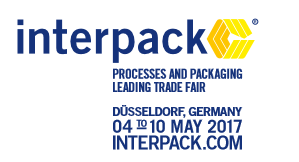Exhibition interpack 2017 in Dusseldorf In Germany